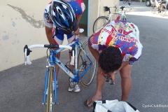 Ripalonga 2015 Les amis du vélo font de la mécanique