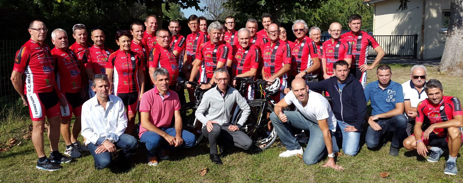 Cyclo Club Replonges